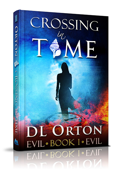 Crossing In Time Book Cover