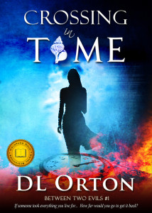 Crossing In Time (Between Two Evils #1)