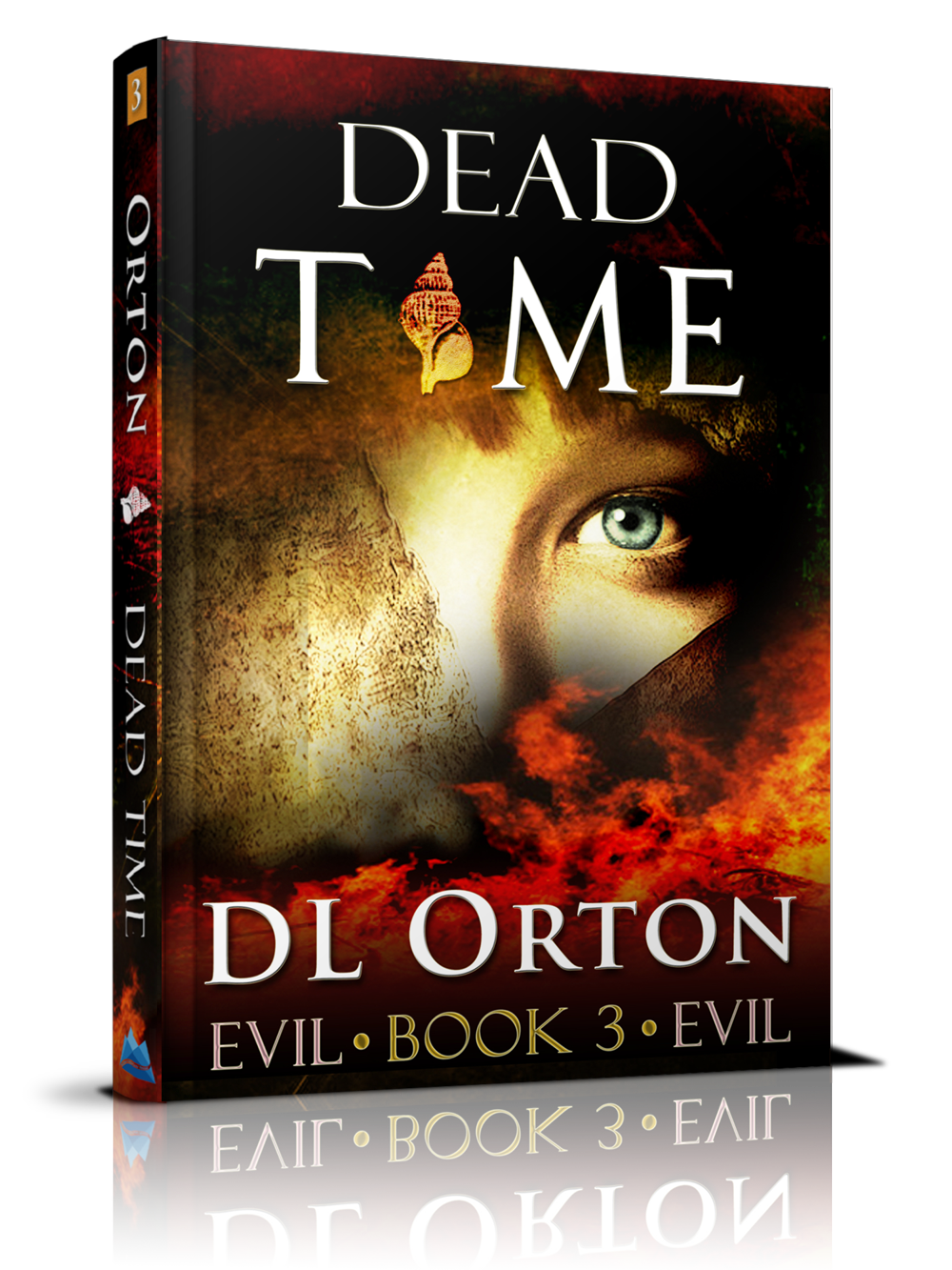 Dead Time by D. L. Orton Book Cover